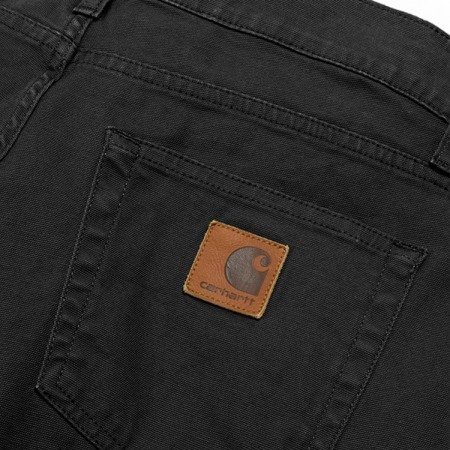 CARHARTT Spodnie Rebel Pant Black Rinsed