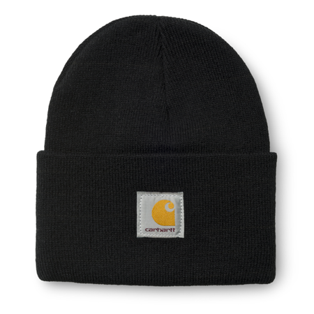 Carhartt Czapka Acrylic Watch Hat Black - FW19