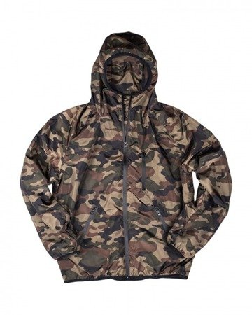 PHENOTYPE Camo Windrunner Jacket