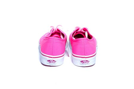 VANS Buty Authentic (Pop) Neon Pink