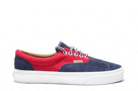 VANS Era + (Suede/Cord) Parisian Night