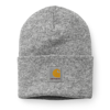 CARHARTT Acrylic Watch Hat Grey Heather - FW17